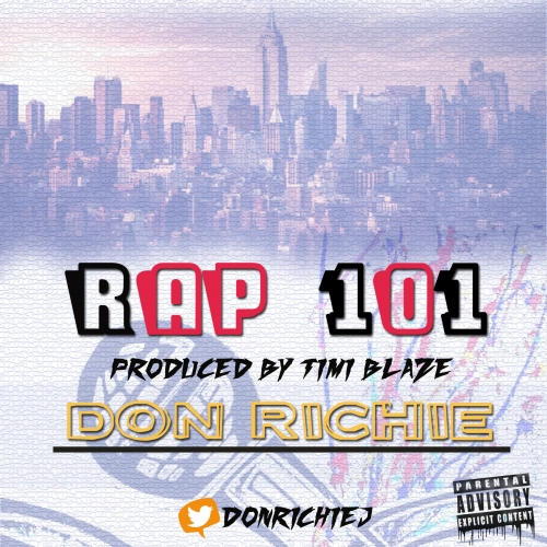 Don Richie - R.A.P 101