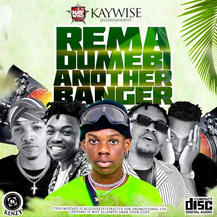 DJ Kaywise - Dumebi Mixtape