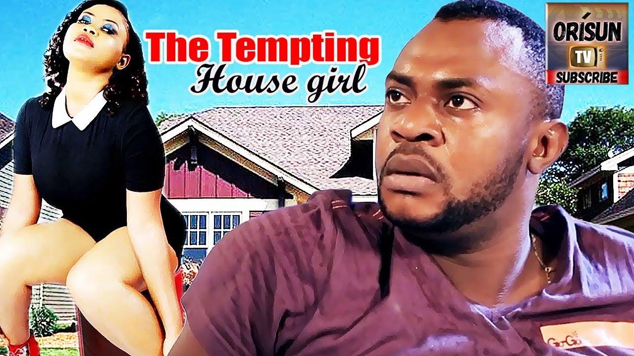 The Tempting Housegirl