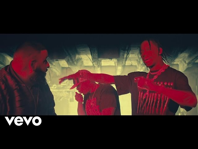 Video: DJ Khaled - It's Secured (feat. Nas & Travis Scott)