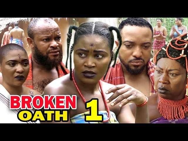 The Broken Oath (2020)