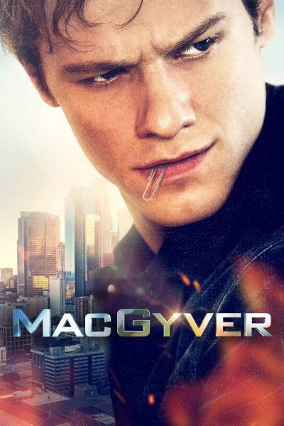 Season Premiere: MacGyver Season 5 Episode 1 - Resort + Desi + Riley + Window Cleaner + Witness