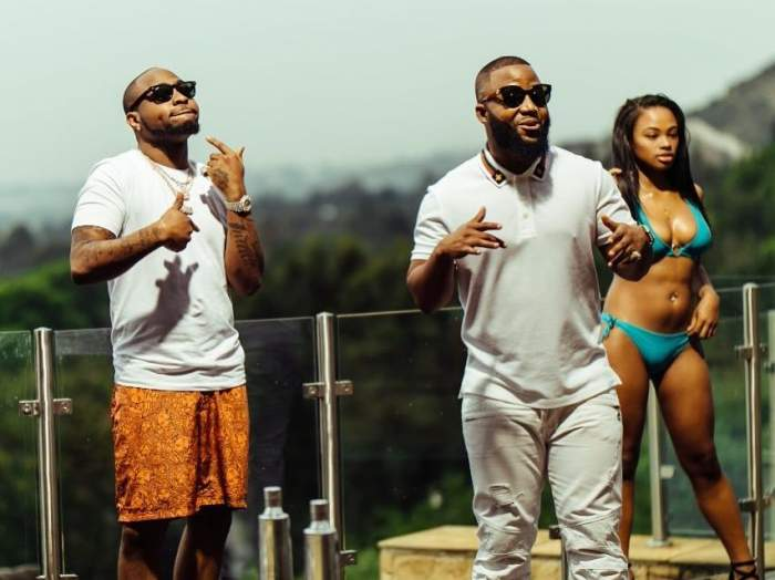 Cassper Nyovest - Check On You (feat. Davido)