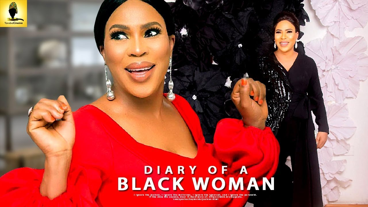 DIARY OF A BLACK WOMAN (2019)
