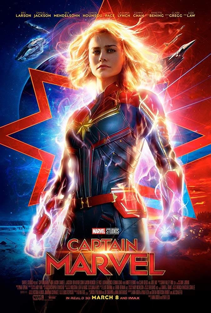 Captain Marvel (2019) [CAMRip]