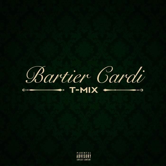 T-Pain - Bartier Cardi (Cardi B Remix)