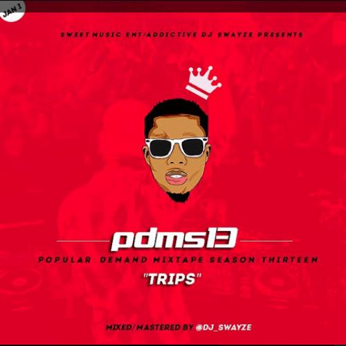 DJ Swayze - Popular Demand Mix (Season 13)