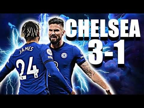 Video: Chelsea 3 - 1 Leeds (Dec-05-2020) Premier League Highlights
