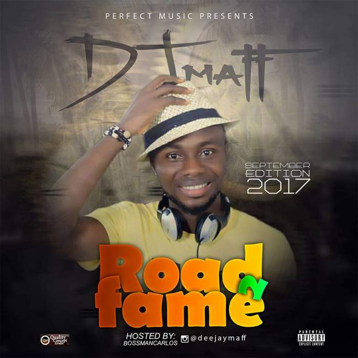 DJ Maff - Road 2 Fame Mix (September 2017 Edition)