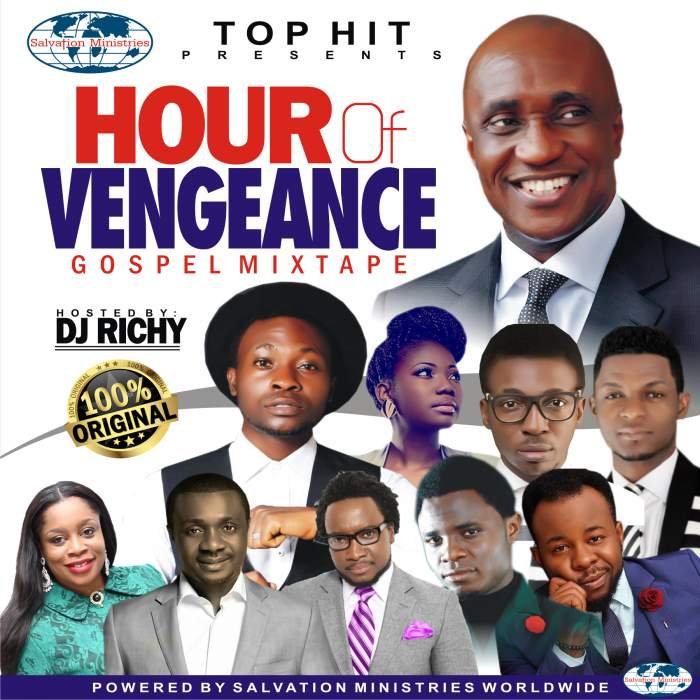DJ Richy - Hour of Vengeance (Gospel Mix)