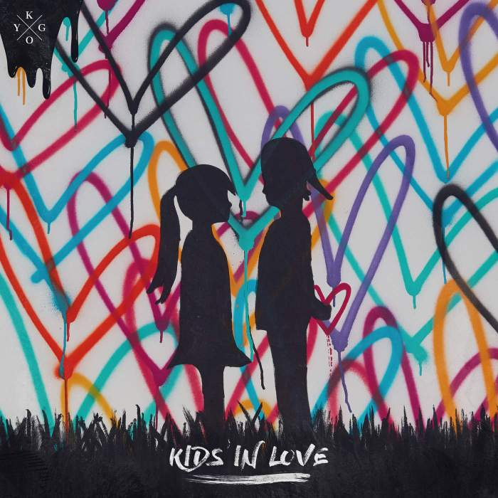 Kygo - Kids in Love (feat. The Night Game & Maja Francis)