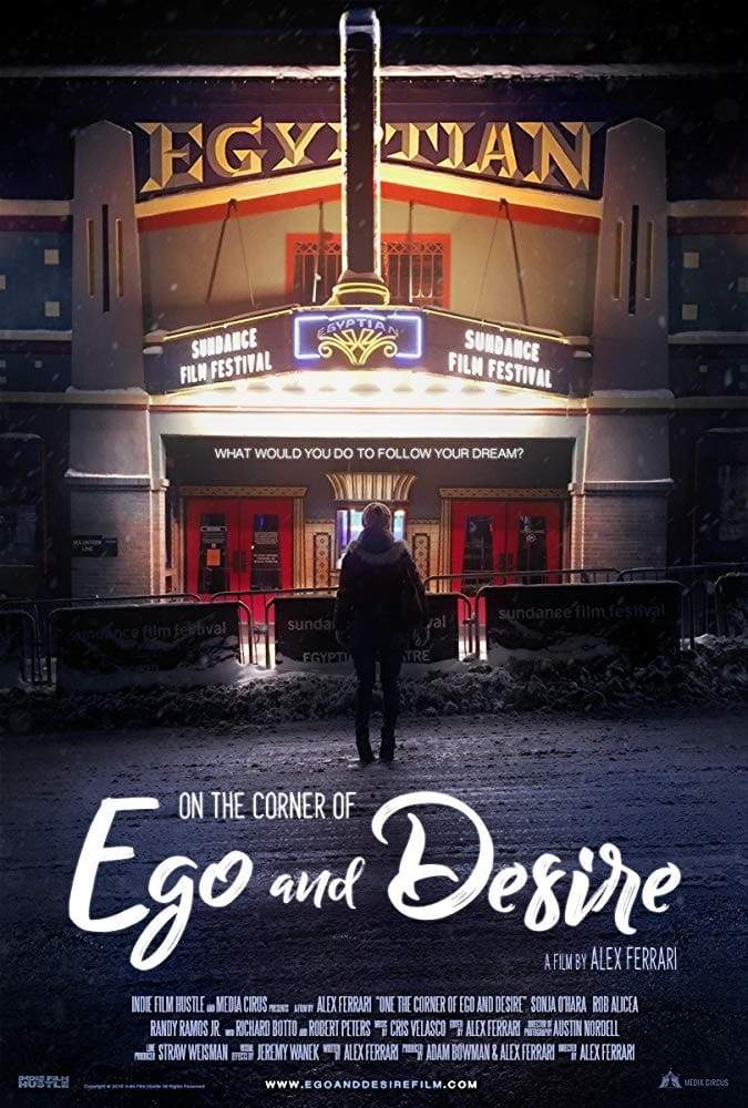 On the Corner of Ego and Desire (2019)