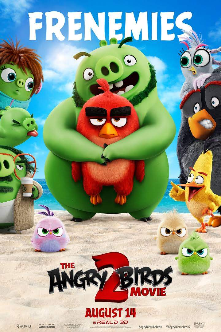 The Angry Birds Movie 2 (2019) [HC-HDRip]