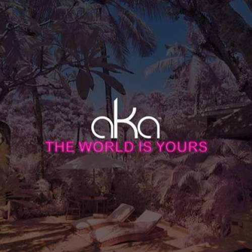 AKA - The World Is Yours