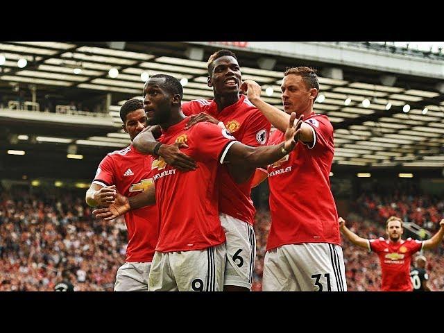Manchester United 4 - 0 West Ham (Aug-13-2017) Premier League Highlights