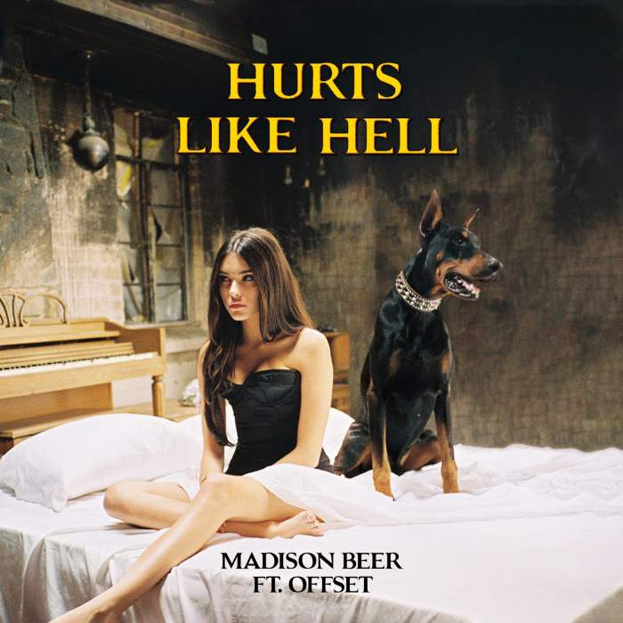 Madison Beer - Hurts Like Hell (feat. Offset)