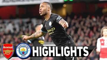 Video: Arsenal 0 - 3 Manchester City (Dec-15-2019) Premier League Highlights