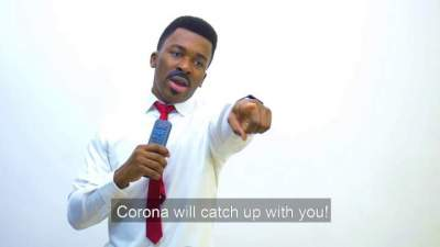 Comedy Skit: Twyse Ereme - Church Chronicles (QUARANTINE)
