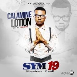 Sym19 - Calamine Lotion