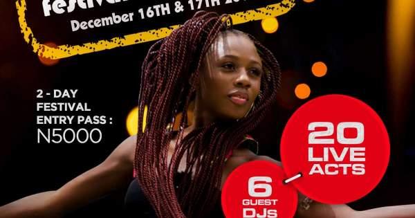 Afropolitan Vibes Music Festival 2016