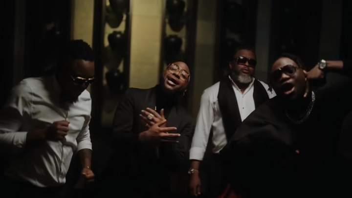 Larry Gaaga - Doubting Thomas (feat. Umu Obiligbo & Davido)