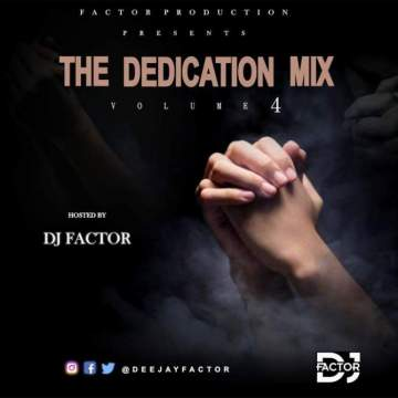 DJ Mix: DJ Factor - The Dedication Mix (Vol. 4)