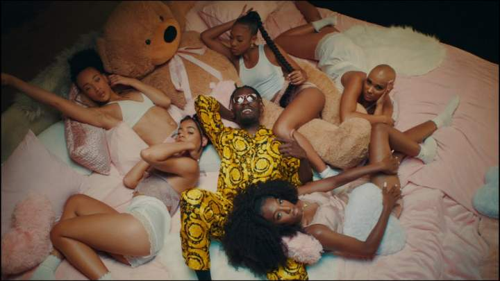 Mr Eazi - Lento (feat. J Balvin)