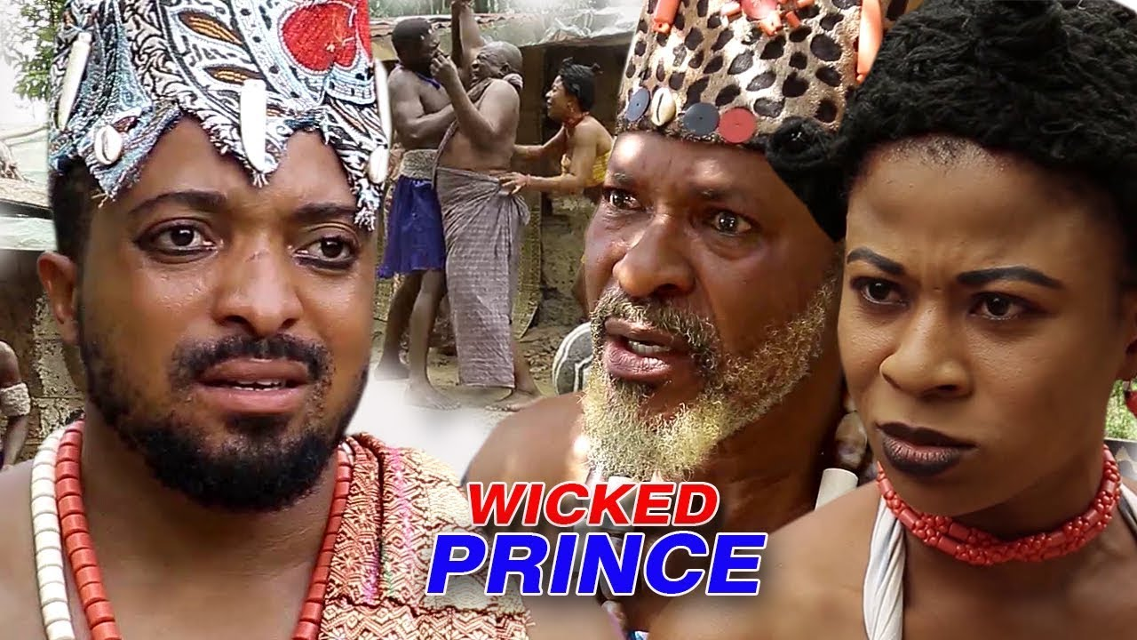 Wicked Prince (2018)