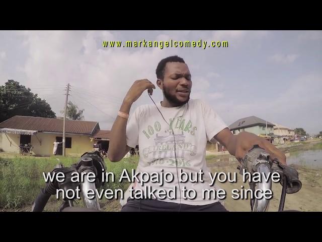 Mark Angel Comedy - Bike Man (Part 2) [Episode 115]