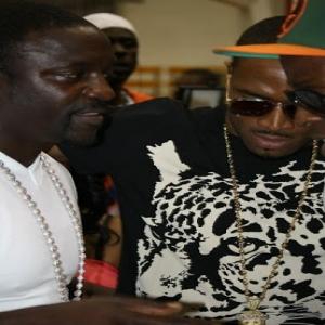 Akon - Frosh (Radio Rip) (feat. D'banj)