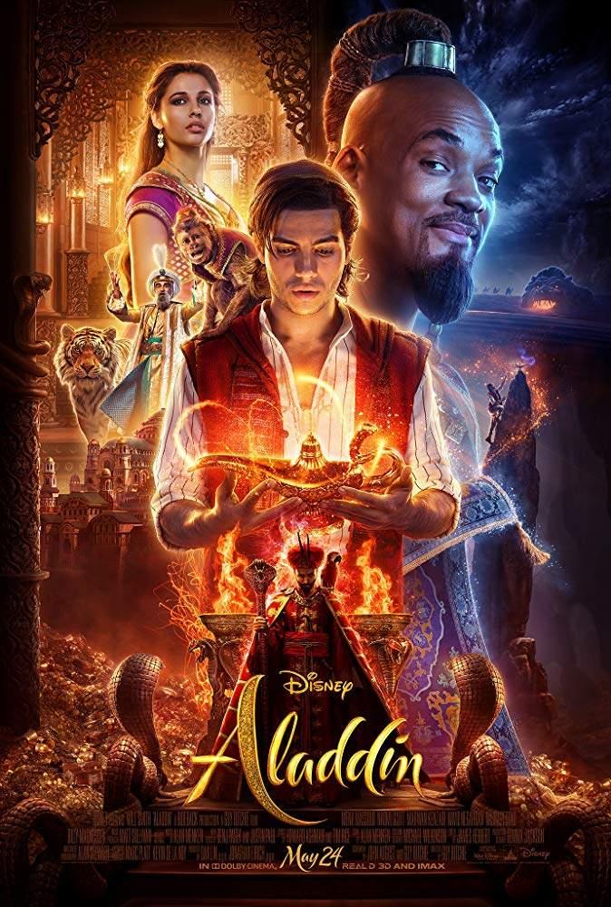 Aladdin (2019) [HDRip]