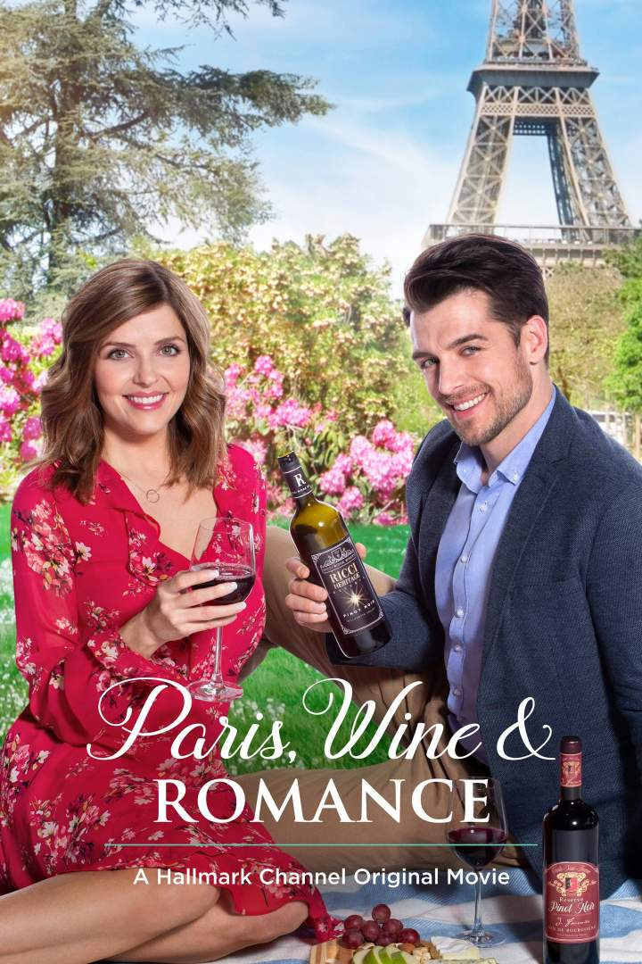 Paris, Wine, and Romance (2019)