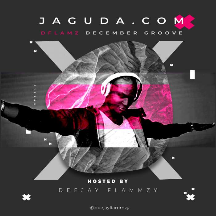 JagudaDotCom & DJ Flammzy - December Groove Mix