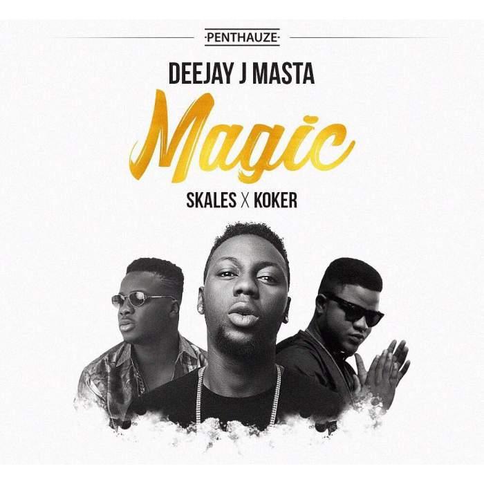 DJ J Masta - Magic (feat. Skales & Koker)
