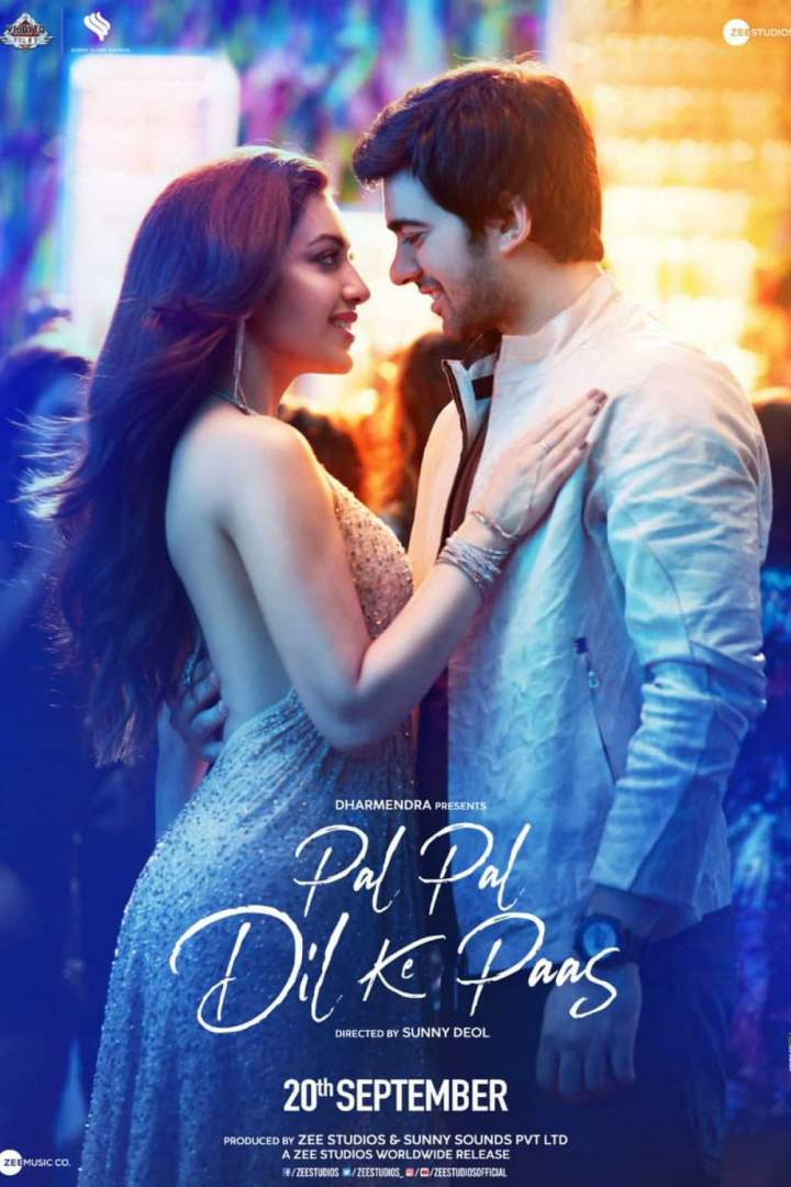 Pal Pal Dil Ke Paas (2019) [Indian]