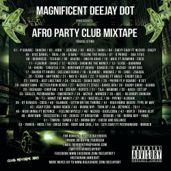 DJ Dot - Afro Party Club Mixtape