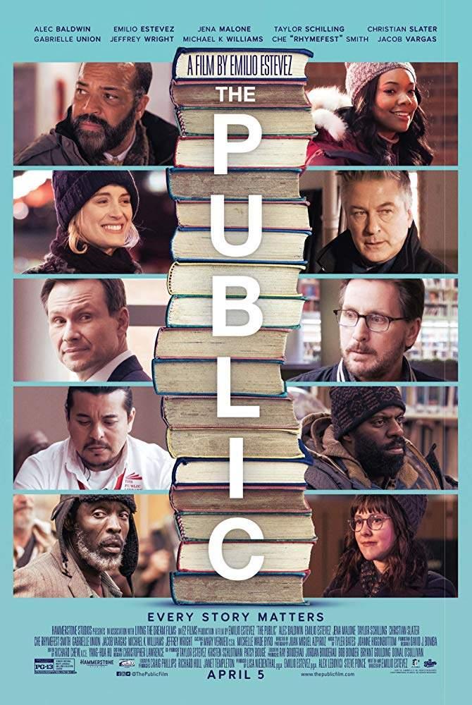 The Public (2018)