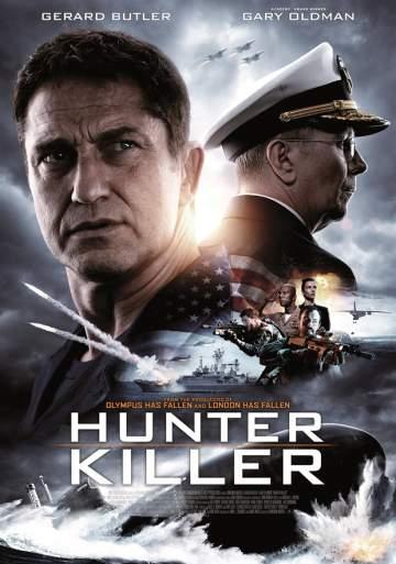 Movie: Hunter Killer (2018) [HC-HDRip]