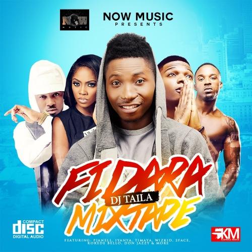 DJ Taila - Fidara Mixtape