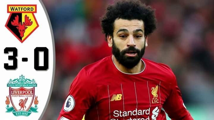 Watford 3 - 0  Liverpool (Feb-29-2020)  Premier League Highlights