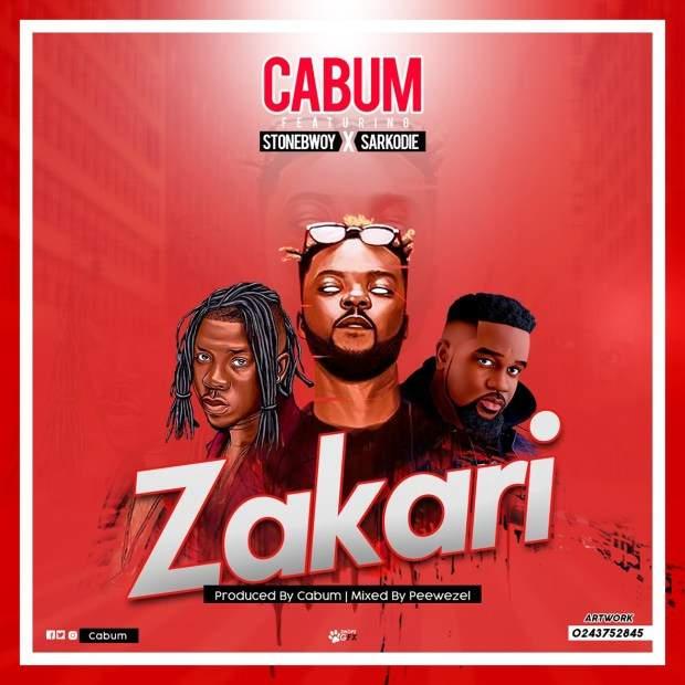 Cabum - Zakari (feat. Sarkodie & Stonebwoy)