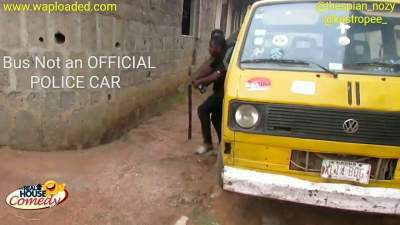 Comedy Skit: Real House of Comedy - Useless Nigerian Sars