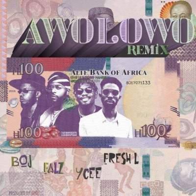 Music: BOJ - Awolowo (Remix) (feat. Falz, YCee & Fresh L)
