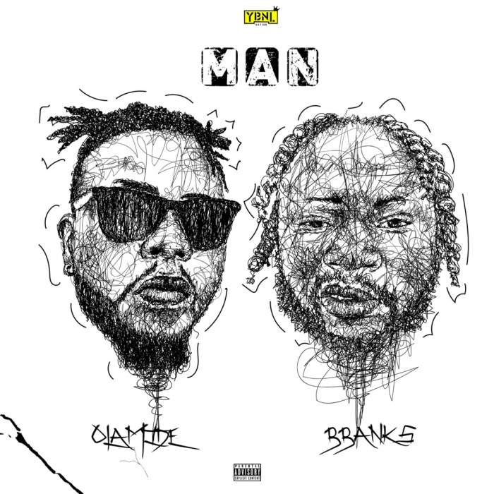 B Banks - Man (feat. Olamide)