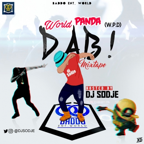 DJ Sodje - World Panda Dab (W.P.D) Mix