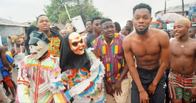 Video: DJ Mic Smith - Jama (feat. Patoranking & Shaker)