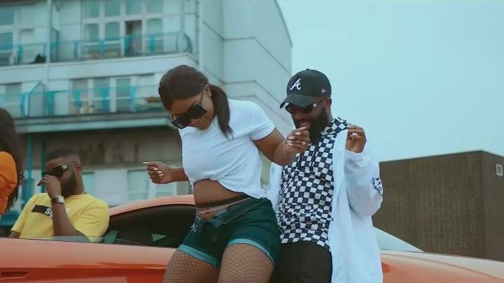 Skales - Fast Whyne (feat. Afro B)