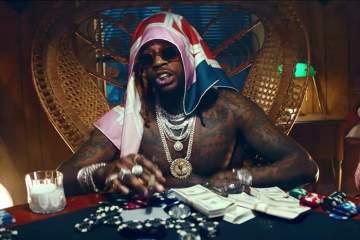 Video: 2 Chainz - 2 Dollar Bill (feat. Lil Wayne & E-40)