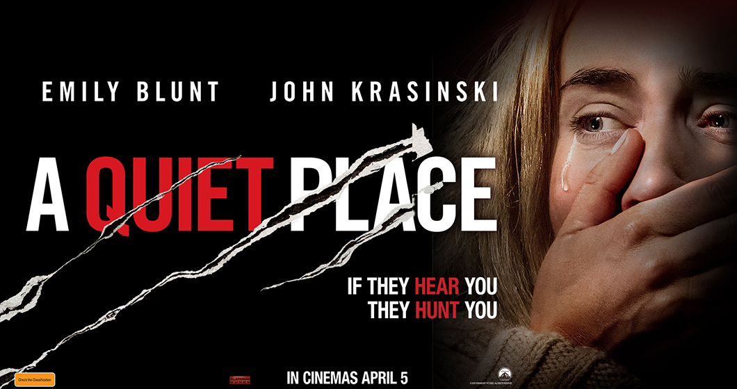 A Quiet Place (2018) [HC-HDRip]