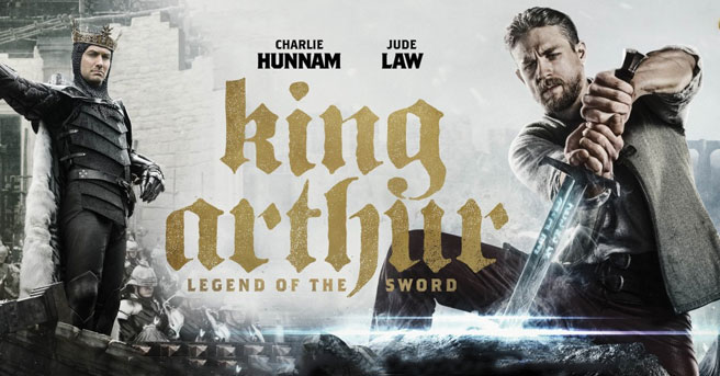 King Arthur: Legend of the Sword (2017) [KORSUB]
